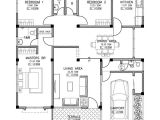 Three Bedrooms House Plans with Photos thoughtskoto