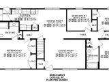 Three Level Split House Plans 2 Bedroom Split Level Floor Plans Savae org