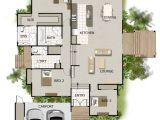 Three Level Split House Plans Split Level House Plan Large Deck area 2 Bathrooms 2