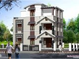 Three Story Home Plans Modern House Design for Three Storied