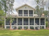 Tidewater Home Plans Tidewater Low Country House Plans southern Living House