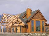 Timber Built Home Plans Hybrid Timber Frame Home Plans Hamill Creek Timber Homes