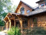 Timber Built Homes Plans Craftsman Timber Frame Home Traditional Exterior
