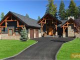 Timber Frame and Log Home Plans Tyee Log Timber