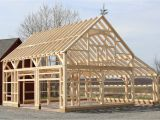 Timber Frame Barn Home Plans Garage Plans Post and Beam Learn How Storage Shed Design