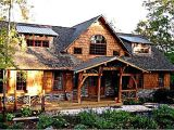Timber Frame Home Plans Timber Frame House Plan Design with Photos
