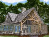 Timber Framed Home Plans Piney Creek Cottage Timber Frame Hq