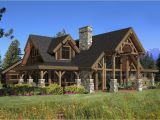Timber Homes Plans Hawksbury Timber Home Plan by Precisioncraft Log Timber