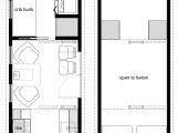 Tiny Home Floor Plan Family Tiny House Design Tiny House Design