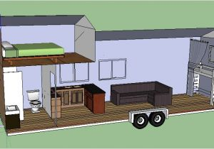 Tiny Home On Trailer Plans Building Tiny House Important Things before Building Tiny