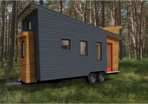 Tiny Home On Trailer Plans Tiny House Plans Released for the Model Stem N Leaf that