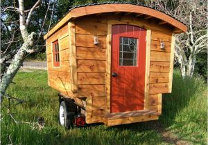 Tiny Home On Trailer Plans Tumbleweed Vardo Plans Tiny House Design