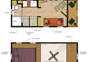 Tiny Home Plan Beautiful Tiny Homes Plans 3 Tiny Loft House Floor Plans