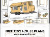 Tiny Home Plans Free Ana White Quartz Tiny House Free Tiny House Plans