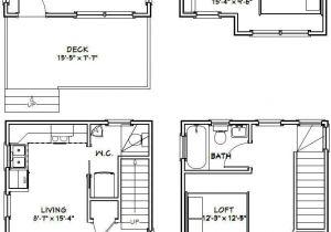 Tiny Home Plans Pdf 16×16 Tiny Houses Pdf Floor Plans 466 Sq Ft 463 Sq