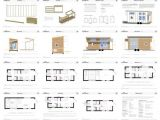 Tiny Home Plans Pdf Our Tiny House Floor Plans Construction Pdf Sketchup