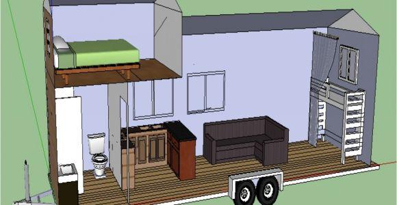 Tiny Home Plans Trailer Tiny House Trailer Plans Free Modern House Plan Modern