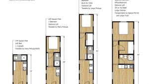Tiny Home Trailer Plans Tiny House Trailer Plans who Insists On Living Comfort and