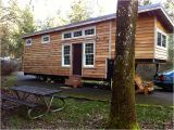 Tiny House Plans for 5th Wheel Trailer Willamette Farmhouse Tiny Smart House