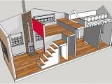 Tiny House Plans Under 300 Sq Ft 300 Sq Ft 10 39 X 30 39 Tiny House Design