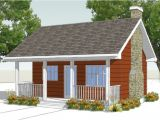 Tiny House Plans Under 300 Sq Ft Cottage Style House Plan 0 Beds 1 Baths 300 Sq Ft Plan