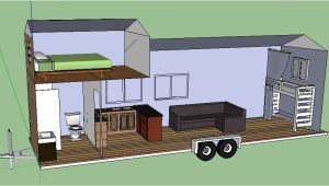Tiny Houses On Trailers Plans Building Tiny House Important Things before Building Tiny
