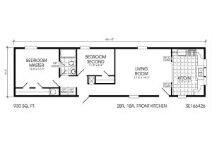 Tiny Mobile Home Floor Plans Single Wide Trailer House Plans Single Wide Mobile Homes