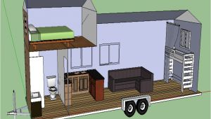 Tiny Trailer Home Plans Tiny House Trailer Plans Free Modern House Plan Modern