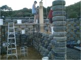Tire House Plans the Structure is Usually Comprised Of Tires or Compressed