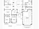 Toll Brothers Home Plans toll Brothers Los Saguaros Costellana Plan
