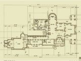 Tommy Waters Homes Floor Plans First Floor Plan Susan Lawrence Dana Thomas House