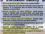 Tornado Plan for Home tornado What to Do Nuclear Fallout Shelter Mine