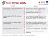 Tornado Safety Plan for Home Safety Information for Any Weather event Weloveweather Tv