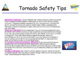 Tornado Safety Plan for Home tornadoes Ppt Video Online Download