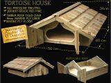 Tortoise House Plans Custom Project Plans for tortoise Table