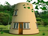 Tower Home Plans Earthbag House Plans Small Affordable Sustainable
