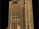 Tower Home Plans Small tower House Plans