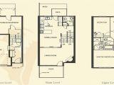 Town Home Floor Plans 4 Bedroom Apartment Floor Plans townhome Building Floor