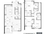 Town Home Floor Plans Executive Homes Currie townhomes University