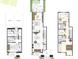 Town Home Floor Plans Home Ideas