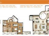 Town Home Floor Plans St Tropez townhome Floorplans