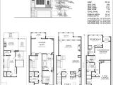 Town Home Plans House Plan townhome E Floor Plans and Designs Donald