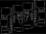 Townhouse Home Plans Craftsman townhouse Row House Floor Plans F 540