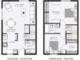 Townhouse Home Plans Practical Living Buying From and Understanding Floor