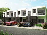 Townhouse Home Plans townhouse Plans Series PHP 2014010