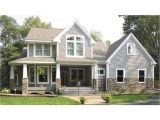 Traditional Craftsman Home Plan 2 Story Craftsman Farmhouse House Plan 2 Story Traditional
