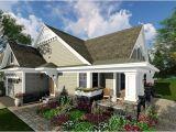 Traditional Craftsman Home Plan Bungalow Cottage Craftsman Traditional House Plan 42618