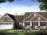 Traditional Craftsman Home Plan Country Style Home House Home Style Craftsman House Plans