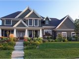 Traditional Craftsman Home Plan Craftsman Style House Plan 4 Beds 3 5 Baths 3313 Sq Ft