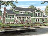 Traditional Craftsman Home Plan Traditional Craftsman Bungalow Cottage House Plan